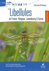 Les Libellules de France, Belgique, Luxembourg et Suisse [The Dragonflies of France, Belgium, Luxembourg and Switzerland]
