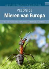 Veldgids Mieren [Ants of Britain and Europe]