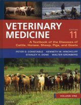 Veterinary Medicine: A Textbook of the Diseases of Cattle, Horses, Sheep, Pigs and Goats (2-Volume Set)