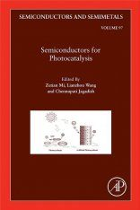 Semiconductors and Semimetals, Volume 97: Semiconductors for Photocatalysis