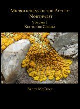 Microlichens of the Pacific Northwest, Volume 1: Key to the Genera