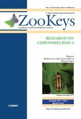 ZooKeys 597: Research on Chrysomelidae, Volume 6