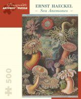 Sea Anemones 500 Piece Jigsaw Puzzle