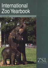 International Zoo Yearbook 40: Elephants and Rhinoceroses