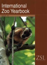 International Zoo Yearbook 46: New World Primates