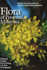 Flora of Peninsular Malaysia, Series II: Seed Plants, Volume 6