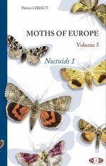 Moths of Europe, Volume 5