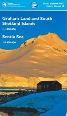 Graham Land and South Shetland Islands / Scotia Sea