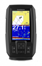 Garmin Striker Plus 4 Dual Beam Transducer & Display