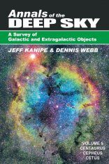 Annals of the Deep Sky – A Survey of Galactic and Extragalactic Objects, Volume 5