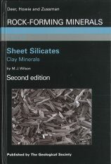 Rock-Forming Minerals, Volume 3C: Sheet Silicates