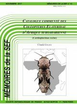 Catalogue des Coléoptères Elateridae d'Afrique Subsaharienne (Cardiophorinae Exclus) [Catalogue of Click Beetles from Sub-Saharan Africa (Excluding Cardiophorinae)]