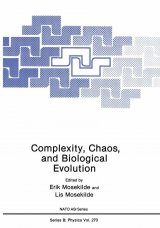 Complexity, Chaos and Biological Evolution