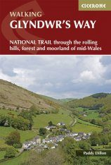 Cicerone Guides: Walking Glyndŵr's Way