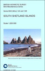 South Shetland Islands (Map)