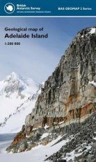 Geological Map of Adelaide Island