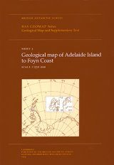 Geological Map of Adelaide Island to Foyn Coast