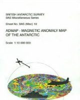 ADMAP – Magnetic Anomaly Map of the Antarctic