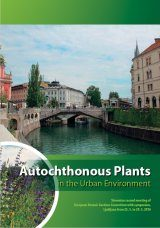 Autochtonous Plants in the Urban Environment