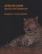 African Game Species and Subspecies
