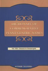 Dictionary of Commemorative Plant Generic Names, Volume 21: Linnaea to Linnaeopsis