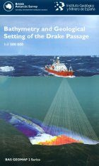 Bathymetry and Geological Setting of the Drake Passage