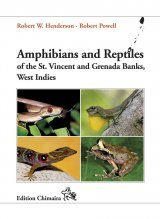 Amphibians and Reptiles of the St. Vincent and Grenada Banks, West Indies