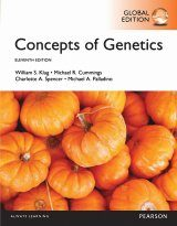 Concepts of Genetics (Global Edition)