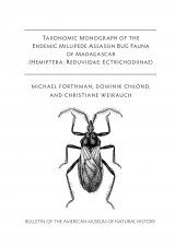 Taxonomic Monograph of the Endemic Millipede Assassin Bug Fauna of Madagascar (Hemiptera: Reduviidae: Ectrichodiinae)