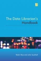 The Data Librarian's Handbook