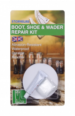 Boot, Shoe and Wader Repair Kit