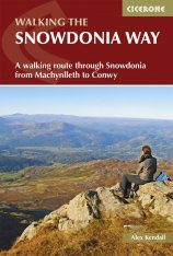 Cicerone Guides: Walking the Snowdonia Way