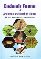 Endemic Fauna of Andaman and Nicobar Islands