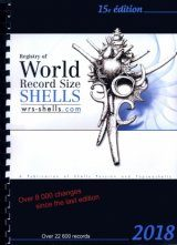 Registry of World Record Size Shells