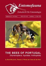 The Bees of Portugal (Hymenoptera: Apoidea: Anthophila)