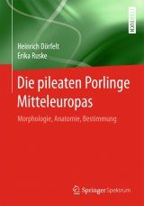 Die Pileaten Porlinge Mitteleuropas: Morphologie, Anatomie, Bestimmung [The Pileate Polypores of Central Europe: Morphology, Anatomy, Identification]