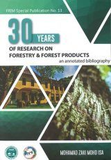 30 Years of Research on Forestry & Forest Products