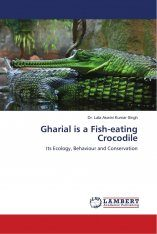 Gharial is a Fish-eating Crocodile
