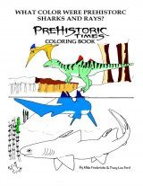 What Color Were Prehistoric Sharks and Rays?