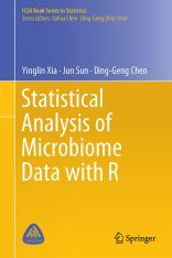 Statistical Analysis of Microbiome Data with R
