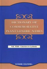 Dictionary of Commemorative Plant Generic Names, Volume 22: Linociera to Lysimnia