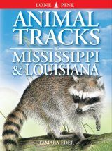 Animal Tracks of Mississippi and Louisiana