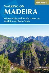 Cicerone Guides: Walking on Madeira