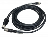 Batlogger WE X Replacement Microphone and Sensor Cable (5m)