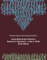 Using Multivariate Statistics (International Edition)