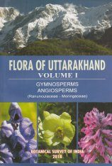 Flora of Uttarakhand, Volume 1: Gymnosperms and Angiosperms (Ranunculaceae-Moringaceae)