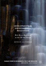 Developments in Environmental Regulation