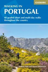 Cicerone Guides: Walking in Portugal