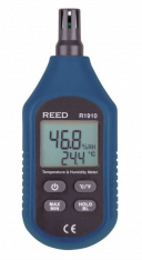 Reed R1910 Temperature and Humidity Meter