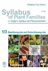 Syllabus of Plant Families, Volume 1, Part 3: Basidiomycota and Entorrhizomycota